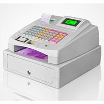 Cash Register with built-in money detector C10