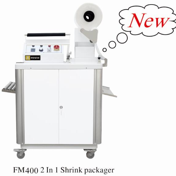 2 in 1 Thermal Shrink Packager FM400
