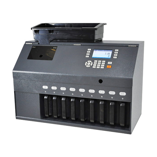 Coin Sorter Machine with Counterfeit Detector L90C